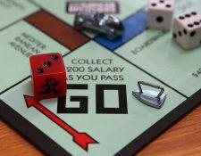 """El juego de Monopolio se llamó originalmente """"El juego del Propietario"""". GETTY IMAGES"""