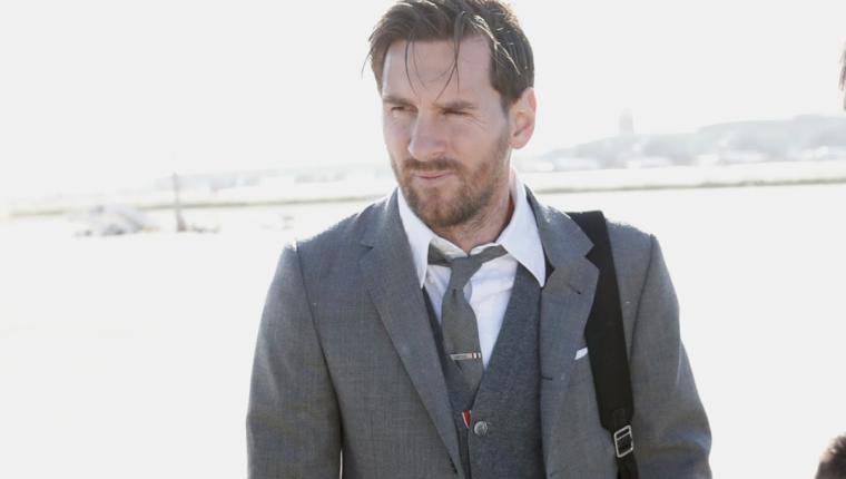 Lionel Messi buscará volver a brillar es la Liga de Campeones de Europa en el partido contra el Tottenham. (Foto Prensa Libre: Twitter @FCBarcelona_es)
