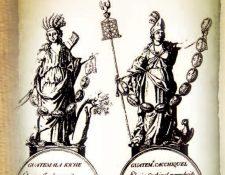Grabados que representaban el mestizaje de Guatemala en el siglo XVIII. (Foto: Hemeroteca PL)