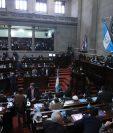 Las reformas a la Ley Electoral se discutirán mañana en una sesión plenaria dispuesta exclusivamente para el tema. (Foto Prensa Libre: Hemeroteca PL)