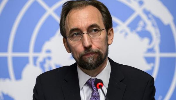 Zeid Ra´ad Al Hussein se pronuncia por sentencia del caso Molina Theissen