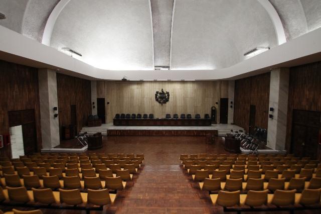 La elección el el Colegio de Abogados abre el pulso para la renovación del Poder Judicial (Foto Prensa Libre: Hemeroteca PL)