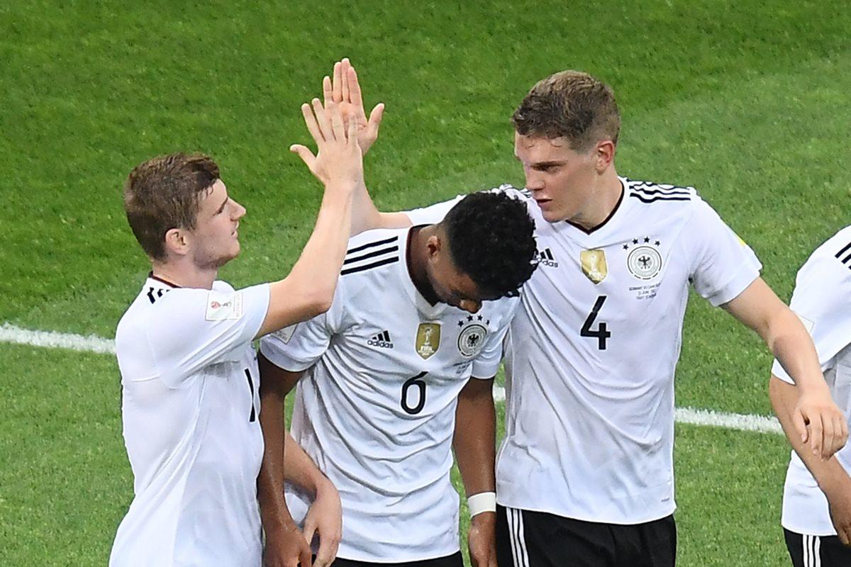 Alemania gana a Camerún y jugará contra México en semifinales