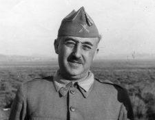 Francisco Franco cayó redondo en la trampa. HULTON ARCHIVE/GETTY IMAGES