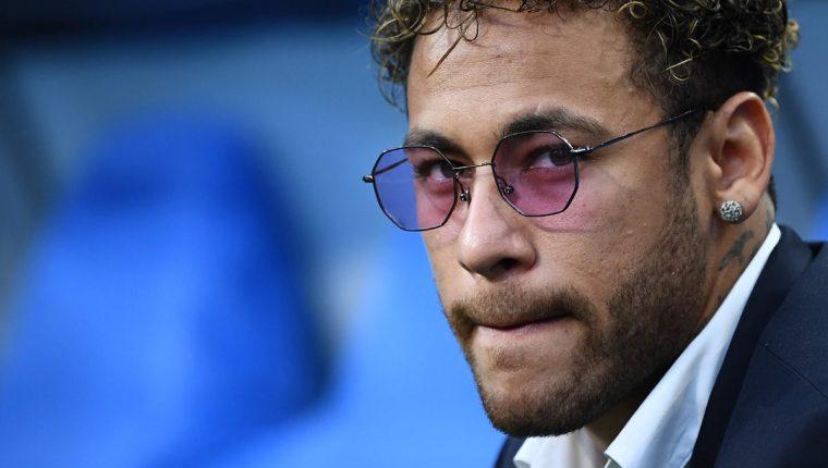 Neymar es actual jugador del PSG, pero se habla de su regreso futbol español. (Foto Prensa Libre: AFP)