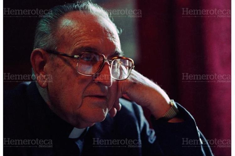 Seis libros sobre la vida y muerte de monseñor Juan Gerardi