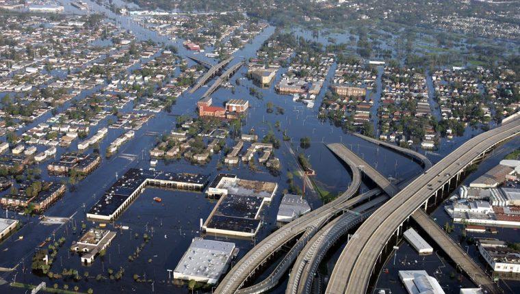 2005 Huracan Katrina Causa Muerte Y Destruccion Prensa Libre