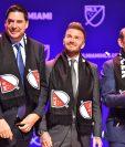 David Beckham presentará hoy su nuevo equipo, once años después de haber firmado con el Galaxy de Los Ángeles. (Foto Prensa Libre: Hemeroteca PL).