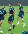 El Real Madrid se encuentra en este momento cumpliendo con su pretemporada en Estados Unidos. (Foto Prensa Libre: EFE)