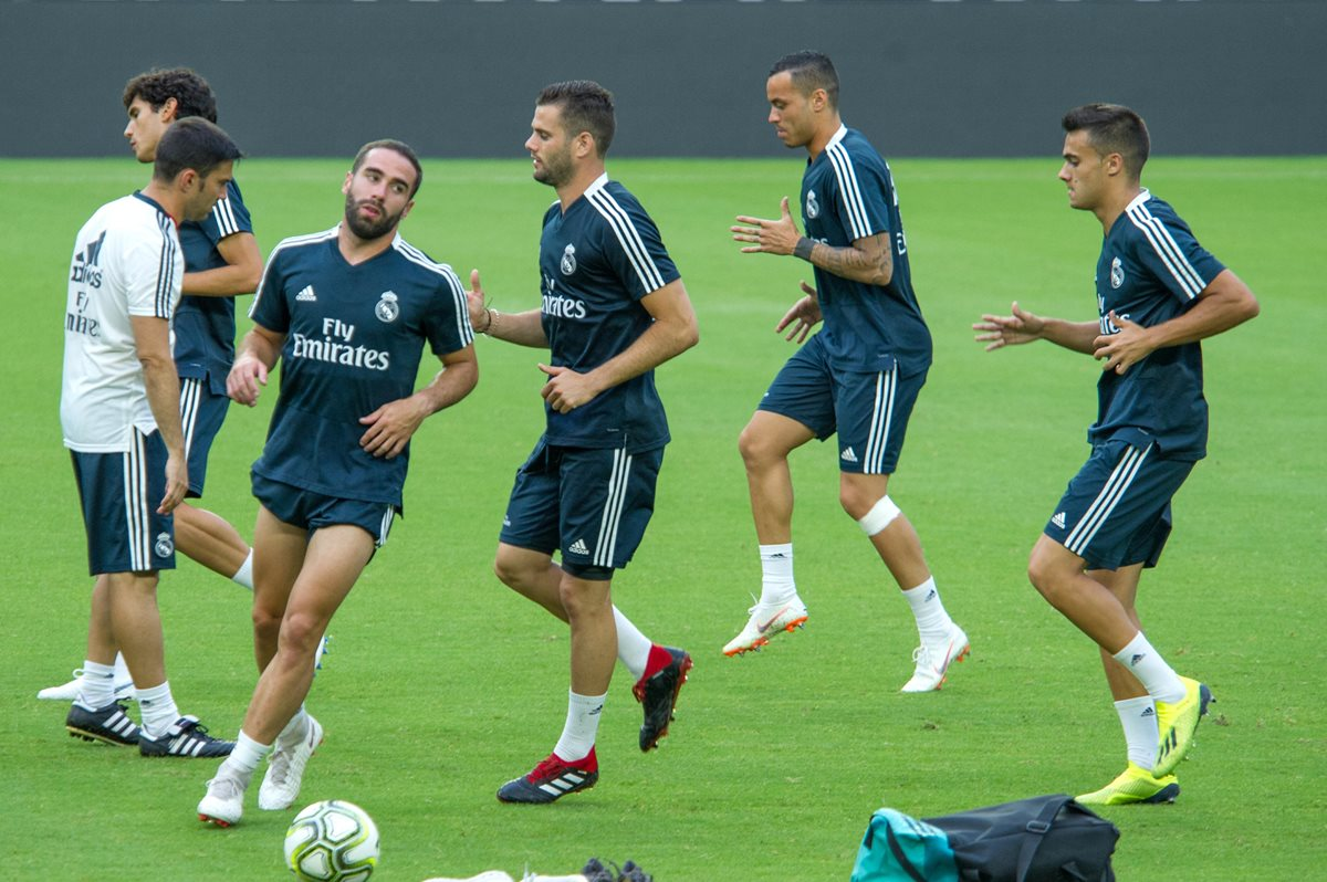 Real Madrid jugará el trofeo Bernabéu contra el AC Milán