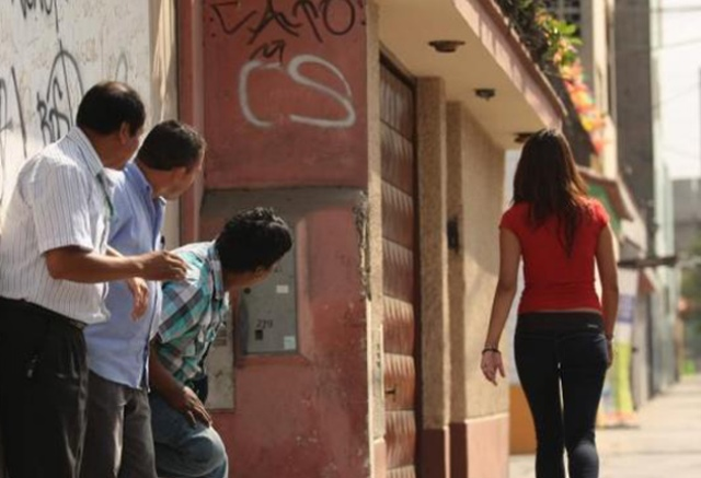 Estos puntos son donde las mujeres sufren más acoso sexual en la ciudad