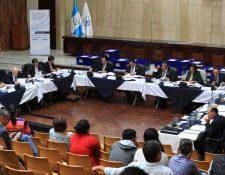 La comisión postuladora terminó el proceso de elección el pasado 16 de abril. (Foto Prensa Libre: Estuardo Paredes)