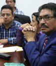 El alcalde Carlos Bautista e integrantes del Concejo fueron denunciados. (Foto Prensa Libre: Whitmer Barrera)