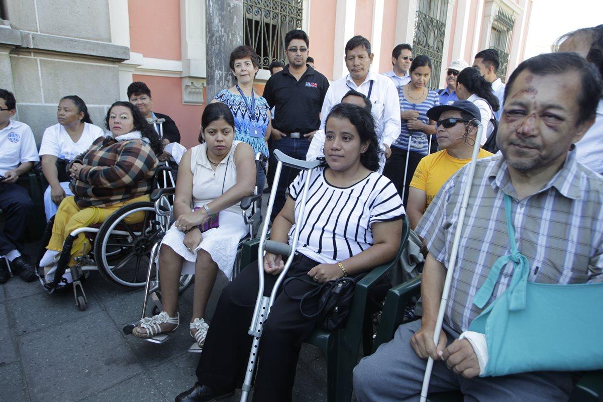 Conozca la forma en que deben votar las personas con discapacidad