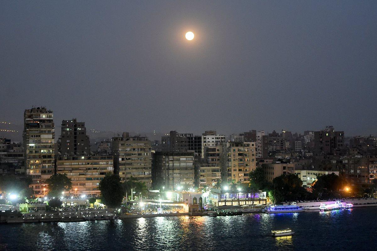 Eclipse lunar se apreció en gran parte del planeta
