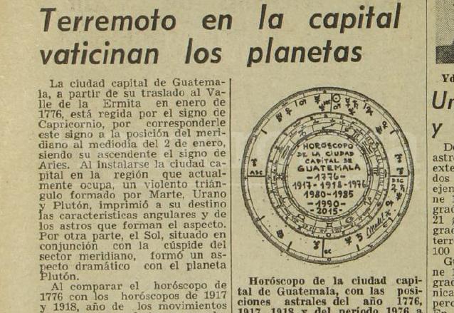 Terremoto de 1976: ¿realmente se predijo la tragedia 8 días antes?
