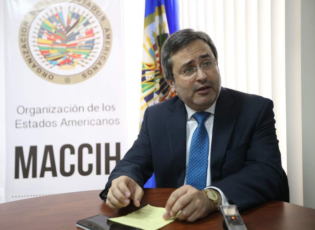 Diferencias empañan trabajo de Misión de OEA contra la corrupción en Honduras