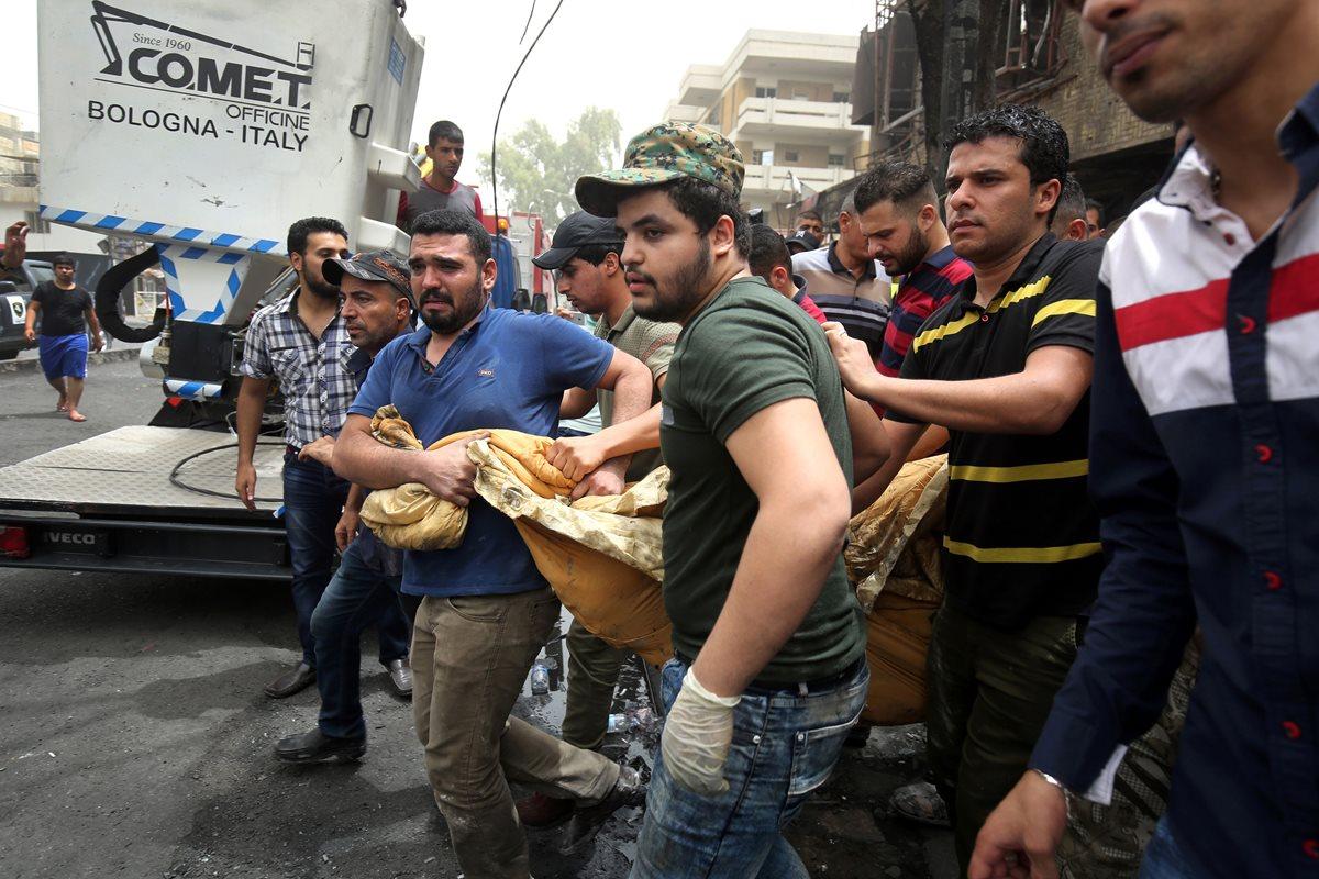 El Gobierno iraquí promete mano dura contra el terrorismo