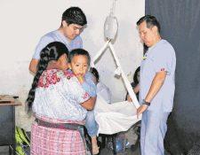 El monitoreo evidenció que continúan las carencias en los servicios de salud, que ponen en riesgo la ventana de los mil días. (Foto Prensa Libre: Hemeroteca PL)