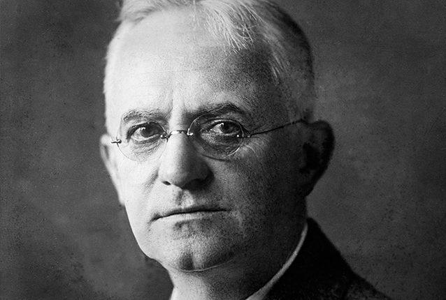 """George Eastman fundó la marca """"Kodak"""" que dominó el mercado fotográfico durante más de un siglo. (Foto: Wikimedia Commons)."""