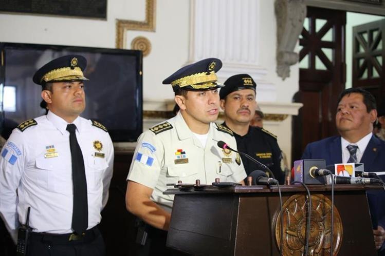 El exdirector de la Policía Nacional Civil Nery Ramos ha denunciado una persecución contra él y quienes formaron parte de su equipo de trabajo, incluido el exdirector adjunto, Edwin Mayén. (Foto: Hemeroteca PL)