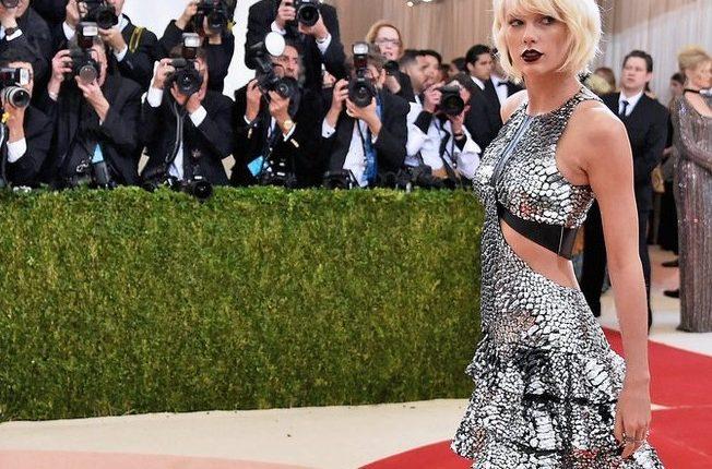 La cantante Taylor Swift incursionará en el cine al participar en la adaptación del musical Cats. (Foto Prensa Libre: AFP)
