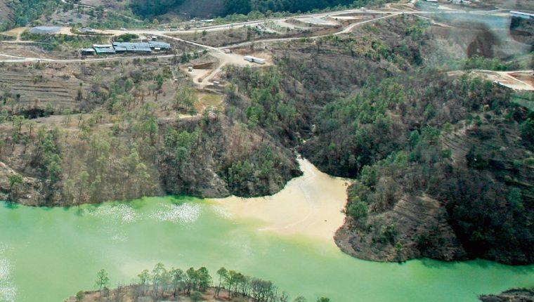 mina marlin, San Marcos, utiliza grandes cantidades de agua.