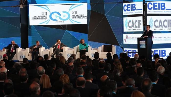 La iniciativa surgió de la XIV Reunión Regional de ICC Américas realizada en Noviembre en Antigua Guatemala. En esa semana también se efectuaron la XII edición del Encuentro Empresarial Iberoamericano y la XXVI Cumbre Iberoamericana de Jefes de Estado. (Foto, Prensa Libre: Hemeroteca PL).