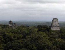 Descubren fortificaciones construidas por los mayas para resguardarse en tiempo de guerra. (Foto Prensa Libre: Hemeroteca PL)