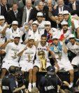"""Los Spurs de San Antonio se coronaron campeones de la NBA al derrotar a los Heat de Miami. (Foto Prensa Libre: AS Color)<br _mce_bogus=""""1""""/>"""