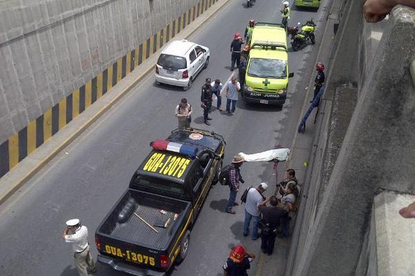Mujer muere atropellada al huir de un asalto en bus urbano – Prensa ... 3597f487c19