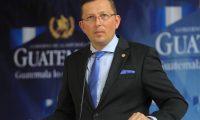 Heinz Heimann, vocero presidencial. (Foto Prensa Libre: Hemeroteca PL)