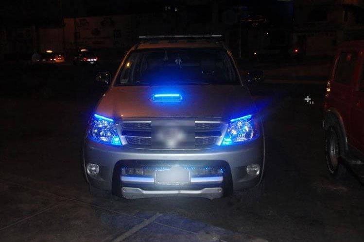 Congreso busca prohibir uso de luces LED en vehículos