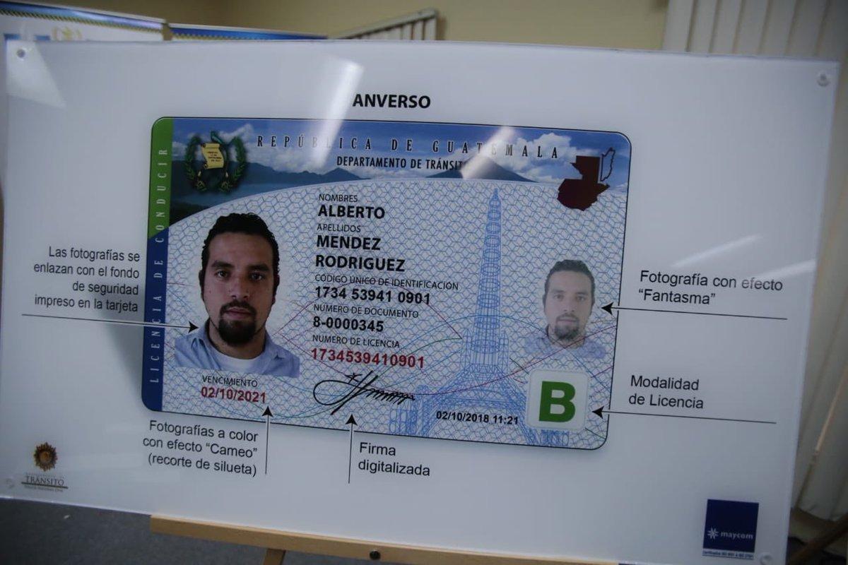 """Licencias de conducir: Enrique Degenhart """"garantiza"""" que el servicio continuará"""