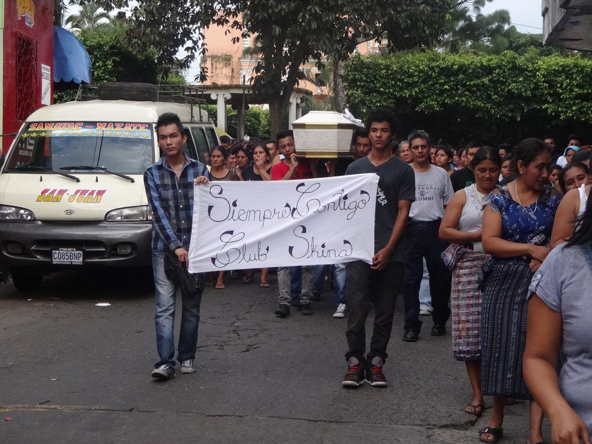 El vacío que dejó Éver Hernández en Samayac