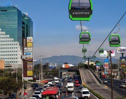 Se disipa la posibilidad de construir el Aerometro en Mixco
