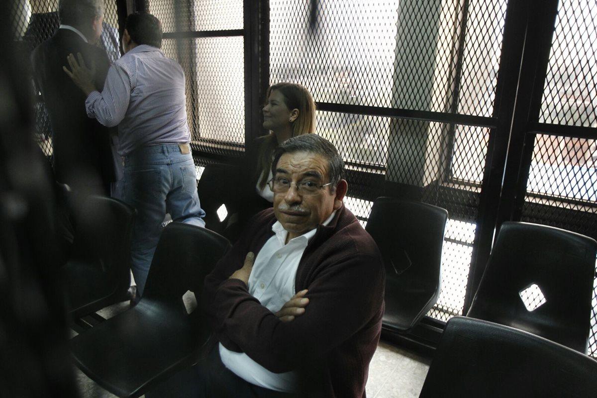 Juzgado deja libre a exministro Rodas