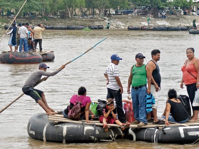 La impunidad reina en las fronteras del país