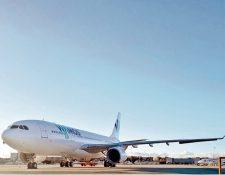 La empresa Wamos Air también ofrecerá paquetes completos de viaje que incluyen estadía. (Foto Prensa Libre: Hemeroteca PL)