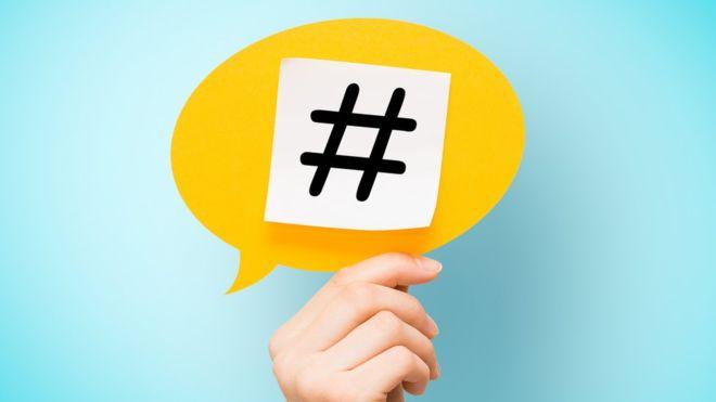 ¿Sabes cuál es el secreto de un buen hashtag? GETTY IMAGES