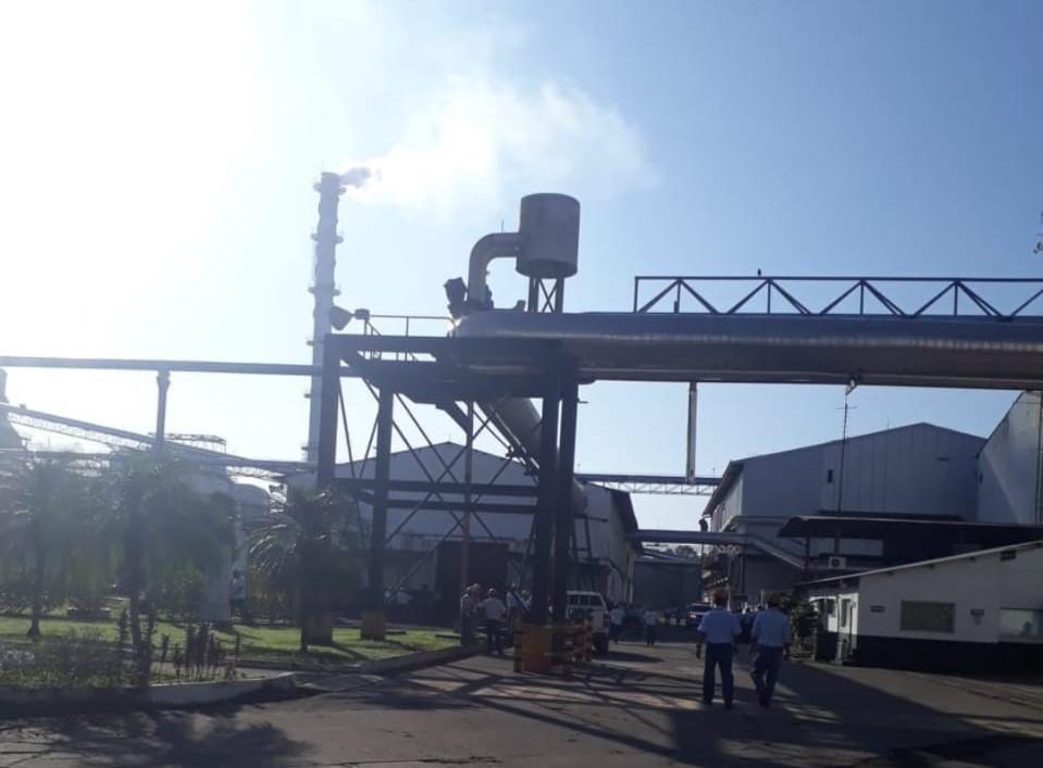 Instalaciones del ingenio La Unión, en Santa Lucía Cotzumalguapa, Escuintla. (Foto Prensa Libre: Cortesía)