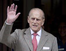 El príncipe Felipe, duque de Edimburgo, nació el 10 de junio de 1921, en Corfú (Grecia). (Foto Prensa Libre: EFE).