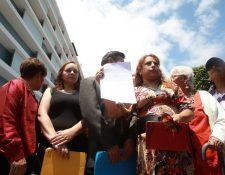 Sorayda Mirina Macz Ortiz, quien fuera presidenta de la Asociación de Pacientes de Diálisis Peritoneal.(Foto Prensa Libre: Hemeroteca PL)