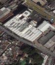 El incidente armado ocurrió en el centro comercial Pradera. (Foto Prensa Libre: Google Maps)