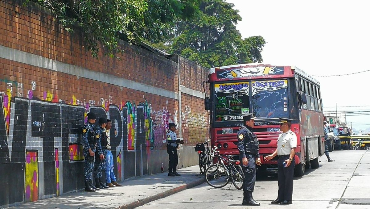 Audio revela cómo los pandilleros ordenan ataque contra buses