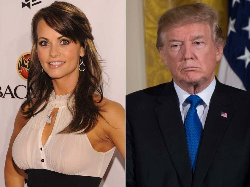 Trump fue grabado sin saberlo discutiendo un pago a exmodelo de Playboy, según NYT