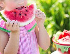 La alimentación es determinante en los niños para evitar obesidad infantil (Foto Prensa Libre: servicios).