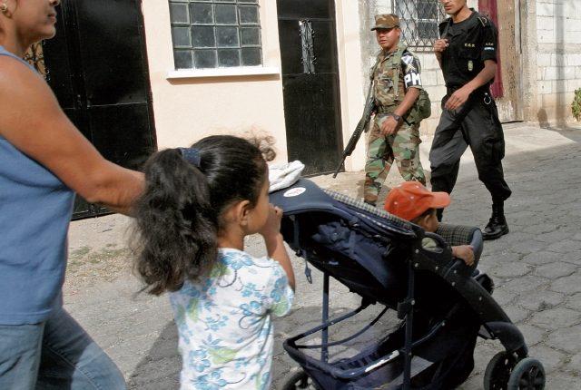 Guatemala es el sexto país que menos invierte por habitante en justicia. (Foto Prensa Libre: Hemeroteca)