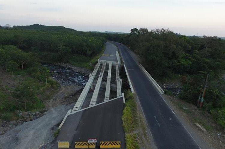 El mantenimiento y la reparación la podrá hacer el CIV únicamente en los tramos que no construyó Odebrecht. (Foto Prensa Libre: Hemeroteca PL)