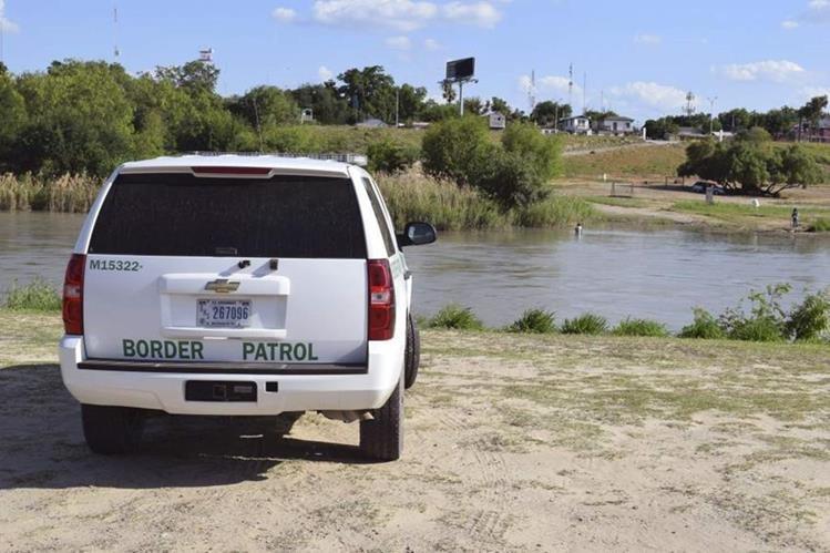 Donald Trump quiere construir cinco km de muro en el río Bravo. (Foto: Hemeroteca PL)